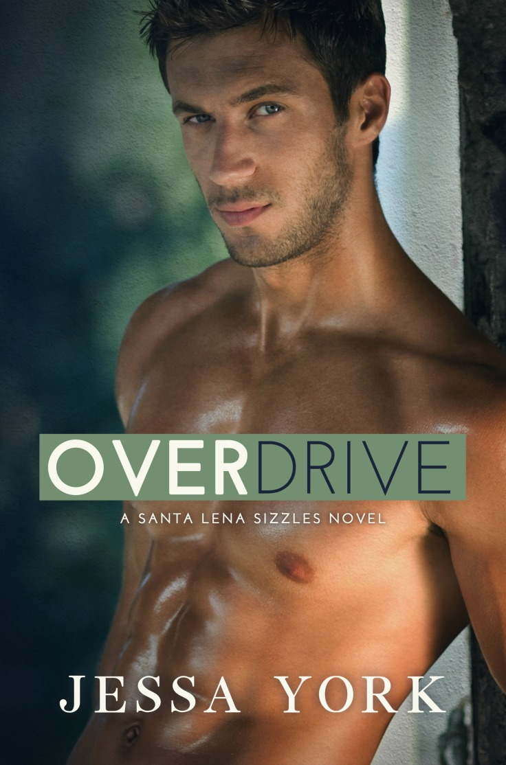 Overdrive Ebook Cover