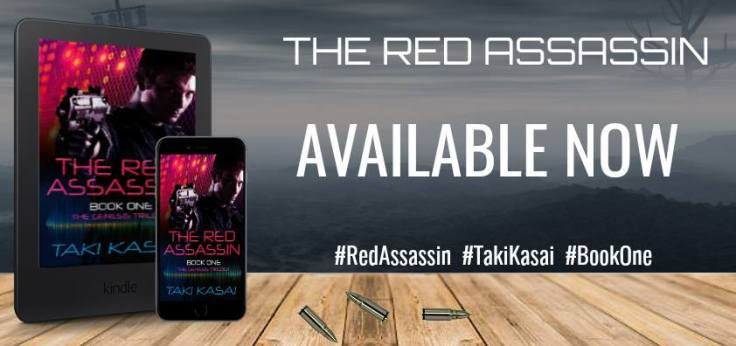 The Red Assassin Available Now